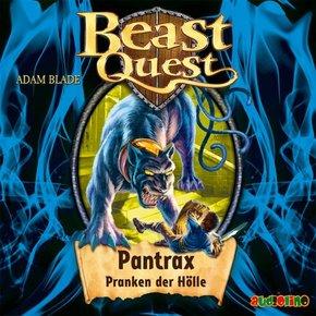 Beast Quest - Pantrax, Pranken der Hölle, 1 Audio-CD
