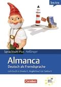 lex:tra Sprachkurs Plus Anfänger Deutsch als Fremdsprache, Lehrbuch, Begleitbuch Ausgangssprache Türkisch, 2 Audio-CDs u