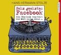 Sehr geehrtes Facebook!, 2 Audio-CDs