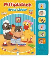 Pittiplatsch  - Erste Lieder, m. Tonmudulen