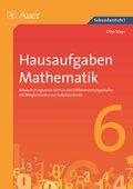 Hausaufgaben Mathematik Klasse 6