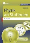Physik an Stationen SPEZIAL - Elektrizität
