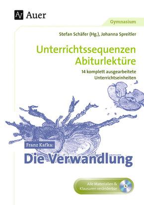 Franz Kafka 'Die Verwandlung', m. CD-ROM