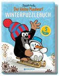 Der kleine Maulwurf, Winterpuzzlebuch