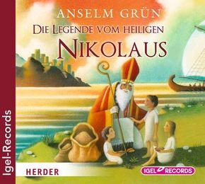 Die Legende vom Heiligen Nikolaus, 1 Audio-CD