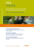 Rechtssichere Personalauswahl in der öffentlichen Verwaltung