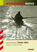 """Dirk Kurbjuweit """"Zweier ohne"""""""