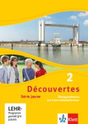Découvertes - Série jaune: Übungssoftware mit Extra-Vokabeltrainer, 1 CD-ROM; Bd.2
