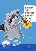 Kennst du Bertolt Brecht?, m. Audio-CD