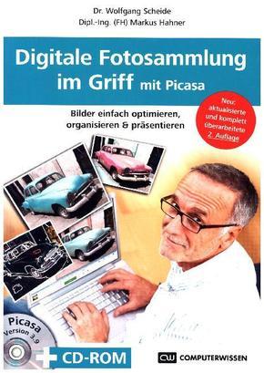 Picasa: Digitale Fotosammlung im Griff, m. CD-ROM