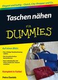 Taschen nähen für Dummies