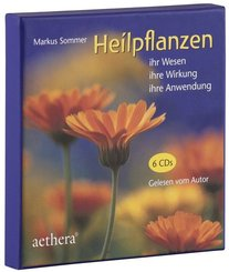 Heilpflanzen, 6 Audio-CDs