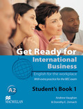 Get Ready for International Business: Student's Book; 1