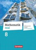 Mathematik Real, Differenzierende Ausgabe Nordrhein-Westfalen (2011): 8. Schuljahr, Schülerbuch