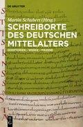 Schreiborte des deutschen Mittelalters