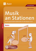 Musik an Stationen SPEZIAL - Noten