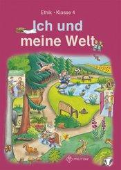 Ich und meine Welt, Ethik Grundschule Sachsen-Anhalt, Sachsen: Klasse 4, Lehrbuch