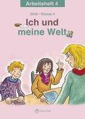 Ich und meine Welt, Ethik Grundschule Sachsen-Anhalt, Sachsen: Klasse 4, Arbeitsheft