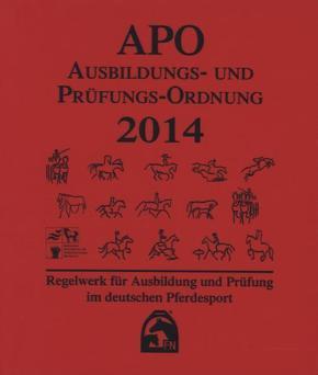 Ausbildungs- und Prüfungs-Ordnung 2014 (APO)