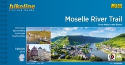 Bikeline Cycling Guide Moselle River Trail