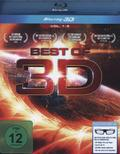 Best of 3D - Vol.1-3, 1 Blu-ray