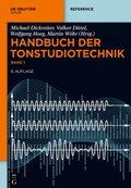 Handbuch der Tonstudiotechnik, 2 Bde.