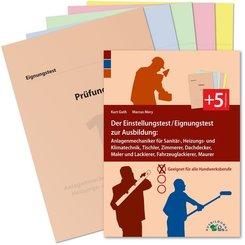 Der Eignungstest / Einstellungstest zur Ausbildung zum Anlagenmechaniker für Sanitär-, Heizungs- und Klimatechnik, Tisch