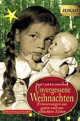 Unvergessene Weihnachten - Doppelbd.4 (Bd.7+8)