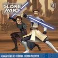 Star Wars, The Clone Wars - Vermächtnis des Terrors / Gehirn-Parasiten, 1 Audio-CD