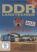 DDR-Landtechnik, 5 DVDs