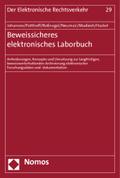 Beweissicheres elektronisches Laborbuch