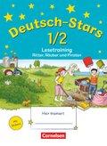 Deutsch-Stars: 1./2. Schuljahr: Lesetraining, Ritter, Räuber und Piraten