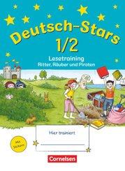 Deutsch-Stars - Allgemeine Ausgabe - 1./2. Schuljahr