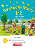 Deutsch-Stars: 1./2. Schuljahr: Lesetraining für Tierfreunde