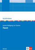 """Johann Wolfgang von Goethe """"Faust I"""""""