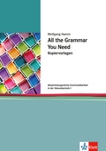 All the Grammar You Need, Kopiervorlagen