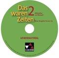 Das waren Zeiten, Neue Ausgabe Hessen (G9): Mittelalter und Neuzeit, Lehrermaterialien, 1 CD-ROM; Bd.2