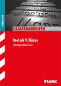 Klassenarbeiten Deutsch 9. Klasse, Gymnasium