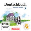 Deutschbuch, Gymnasium Östliche Bundesländer und Berlin: 7. Schuljahr, Interaktive Übungen, CD-ROM