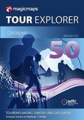 Ostalpen 6.0, DVD-ROM