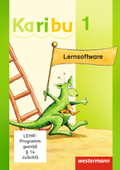 Karibu: Lernsoftware, 1. Klasse, CD-ROM