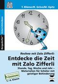 Entdecke die Zeit mit Zalo Zifferli, m. CD-ROM