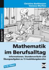 Mathematik im Berufsalltag