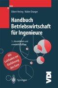 Handbuch Betriebswirtschaft für Ingenieure