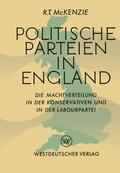 Politische Parteien in England
