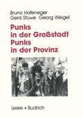 Punks in der Großstadt - Punks in der Provinz