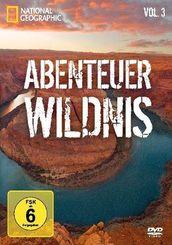 National Geographic - Abenteuer Wildnis, Vol.3 (1 DVD)