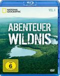 National Geographic - Abenteuer Wildnis, Vol.4 (1 Blu-ray)