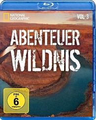 National Geographic - Abenteuer Wildnis, Vol.3 (1 Blu-ray)