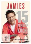Jamies-15-Minuten-Küche, 2 DVDs - Vol.1